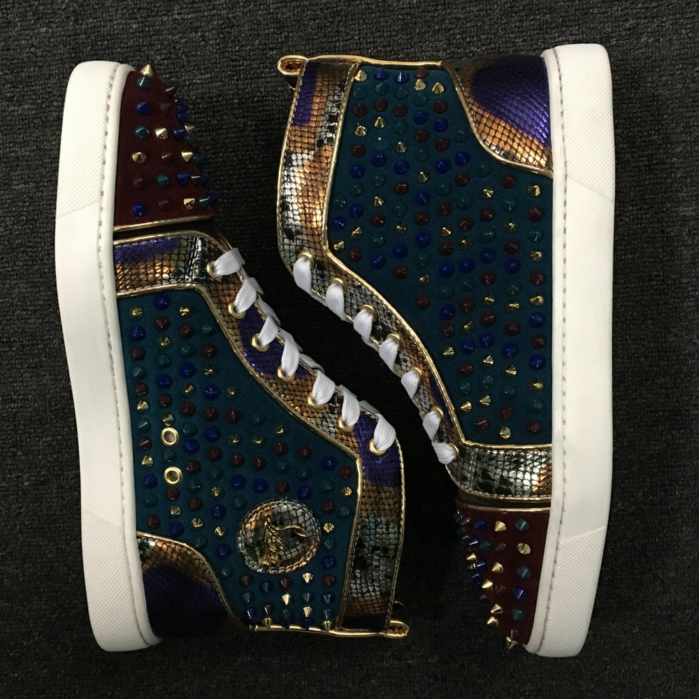 Louboutin High Top Sneakers CLHT584_IMG_9373