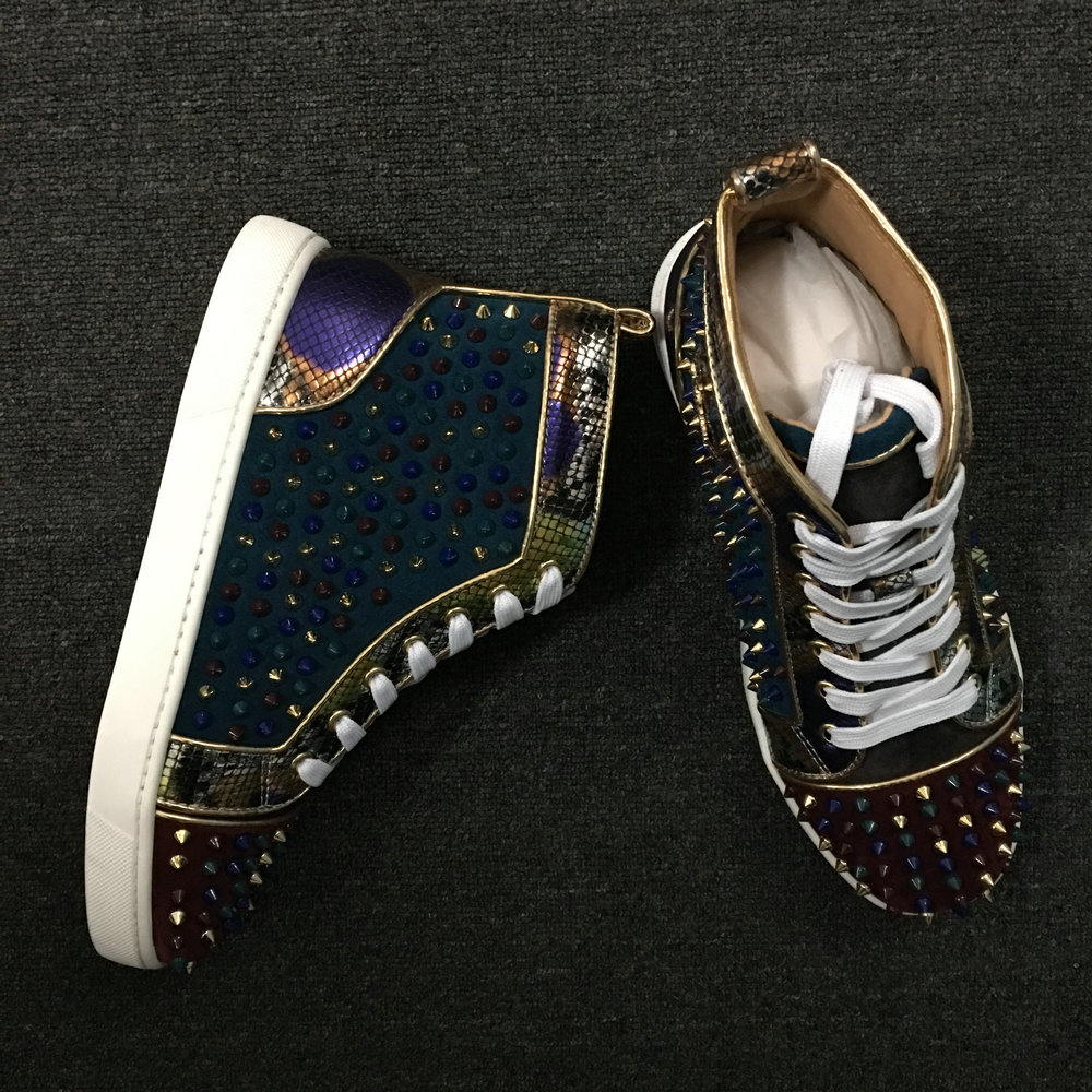 Louboutin High Top Sneakers CLHT584_IMG_9375
