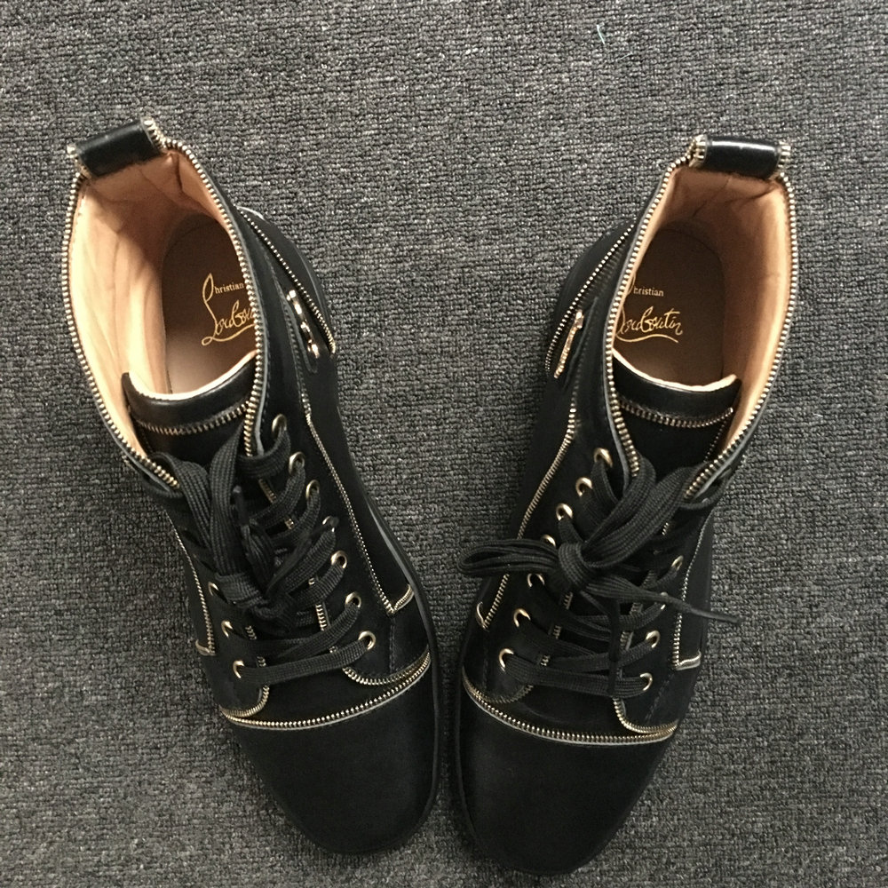Louboutin High Top Sneakers CLHT583_IMG_9392