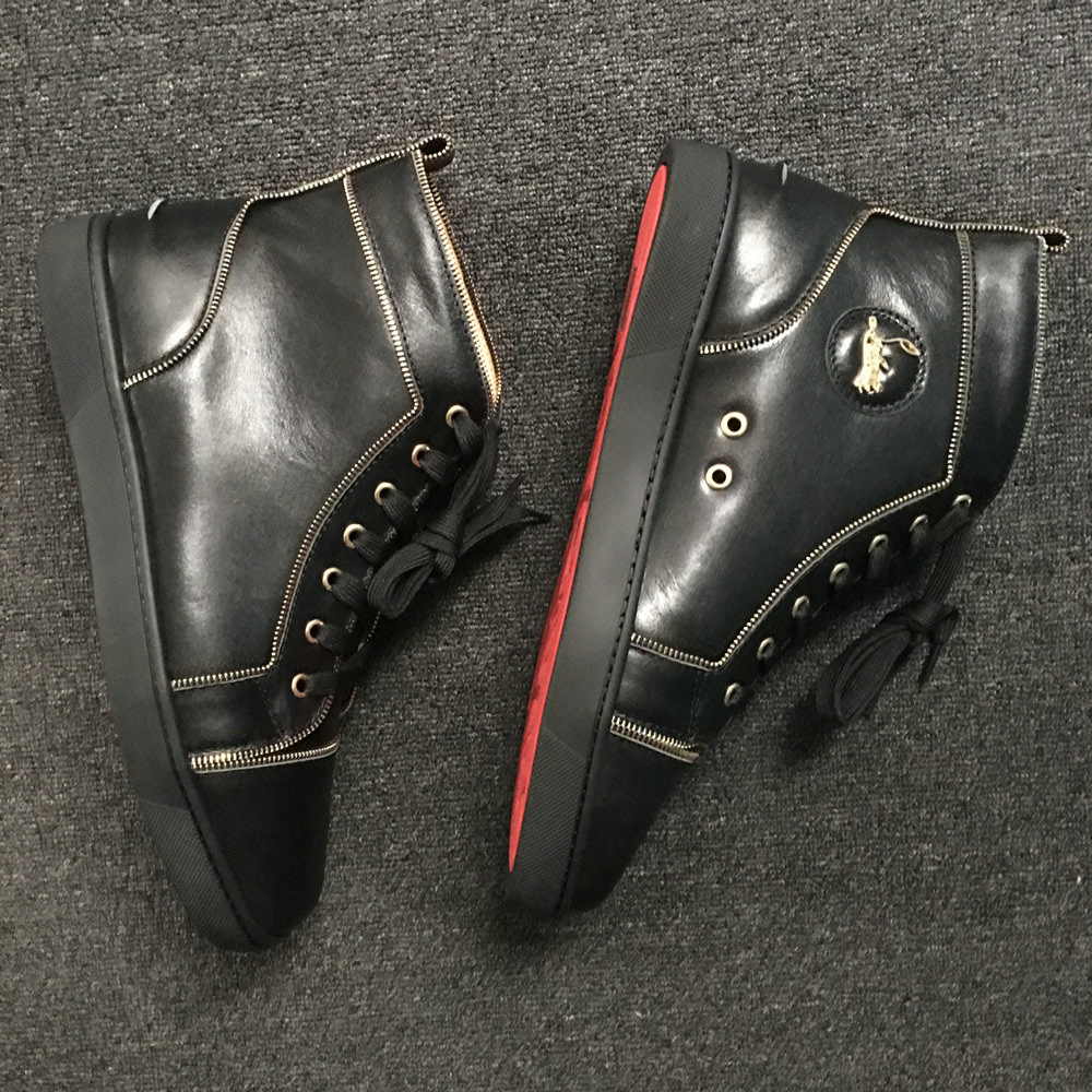 Louboutin High Top Sneakers CLHT583_IMG_9394