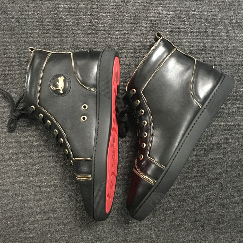 Louboutin High Top Sneakers CLHT583_IMG_9395