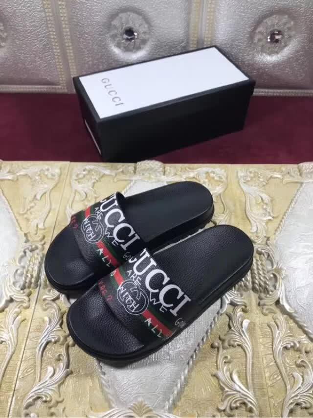 Gucci Men Slippers sgum1241_5