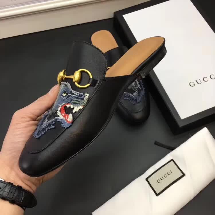Gucci Men Slippers sgum1242_4