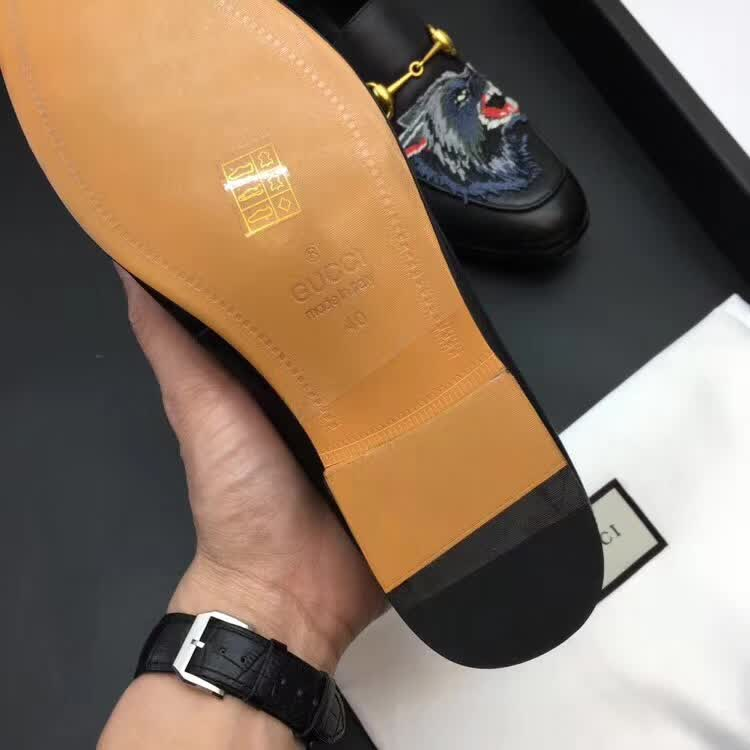 Gucci Men Slippers sgum1243_2
