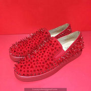 Louboutin Low Tops CLLT025