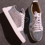 Louboutin Low Tops CLLT136
