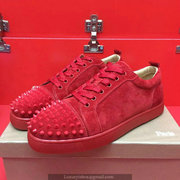 Louboutin Low Tops CLLT138