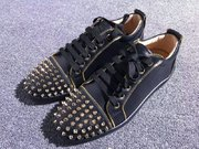 Louboutin Low Tops CLLT142