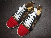 Louboutin Low Tops CLLT144