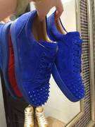 Louboutin Low Tops CLLT147