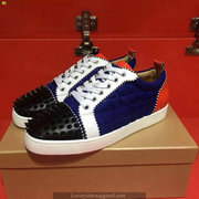Louboutin Low Tops CLLT162