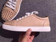 Louboutin Low Tops CLLT163