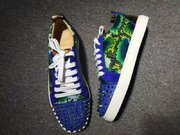 Louboutin Low Tops CLLT169
