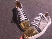 Louboutin Low Tops CLLT171