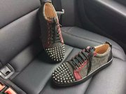 Louboutin Low Tops CLLT172