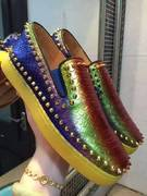 Louboutin Low Tops CLLT264