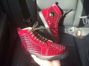 Louboutin High Tops CLHT020