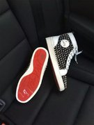 Louboutin High Tops CLHT036