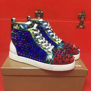 Louboutin High Tops CLHT038