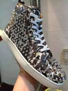 Louboutin High Tops CLHT040