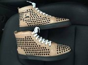 Louboutin High Tops CLHT043