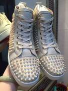 Louboutin High Tops CLHT049