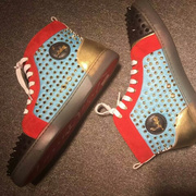 Louboutin High Tops CLHT054