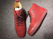 Louboutin High Tops CLHT056