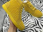 Louboutin High Tops CLHT059