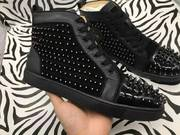 Louboutin High Tops CLHT061
