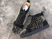 Louboutin High Tops CLHT069