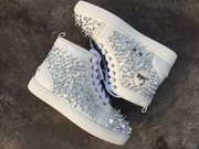 Louboutin High Tops CLHT070
