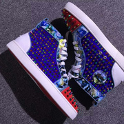 Louboutin High Tops CLHT075