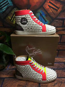 Louboutin High Tops CLHT076