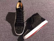 Louboutin High Tops CLHT089