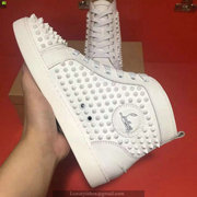 Louboutin High Tops CLHT095