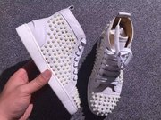 Louboutin High Tops CLHT099