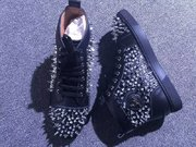 Louboutin High Tops CLHT100