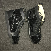 Louboutin High Tops CLHT101