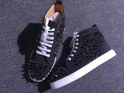 Louboutin High Tops CLHT106