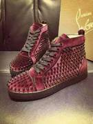 Louboutin High Tops CLHT108