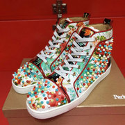 Louboutin High Tops CLHT109