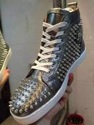 Louboutin High Tops CLHT120