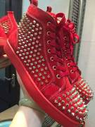 Louboutin High Tops CLHT121