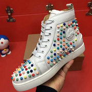 Louboutin High Tops CLHT123