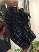 Louboutin High Tops CLHT124