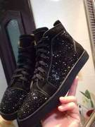 Louboutin High Tops CLHT138