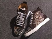 Louboutin High Tops CLHT139