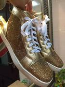 Louboutin High Tops CLHT141
