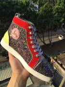 Louboutin High Tops CLHT145